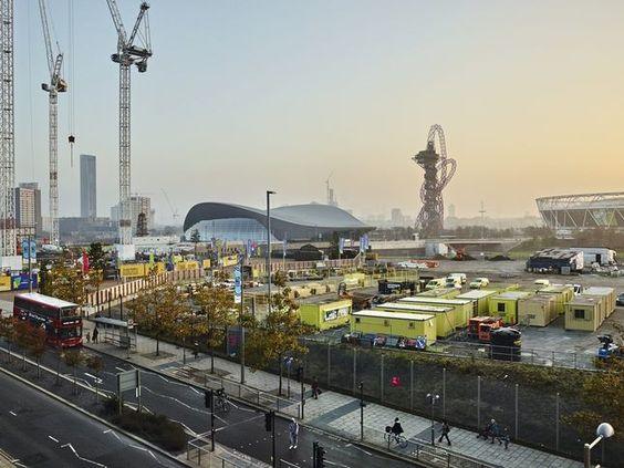 Londres, quel chantier !