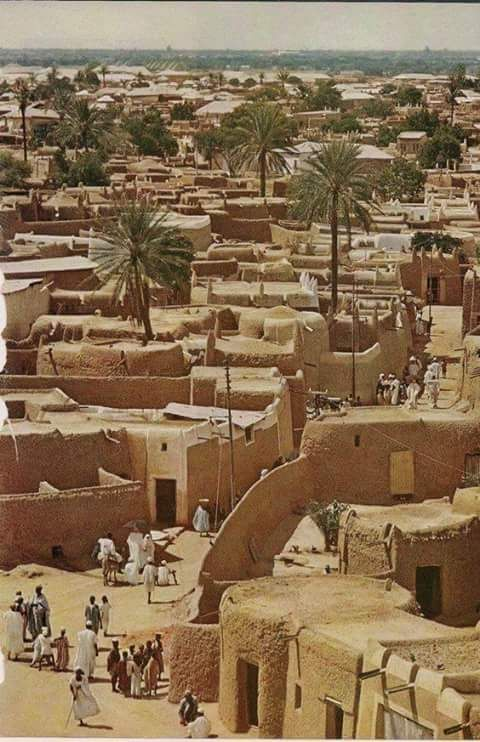 "Traditional Hausa Arch on Twitter: ""Hausa Traditional Architecture is heavily influenced by three factors.   -ENVIRONMENTAL   -RELIGIOUS   -CULTURAL… """
