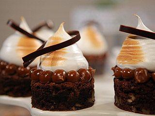 Receta: Mauricio Asta| Brownies glam pachano | Utilisima