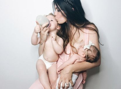 The 21 Must-See Breastfeeding Photos of the Year