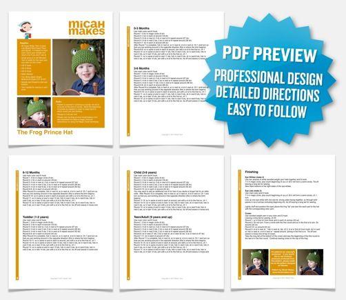 Frog Prince PDF Preview