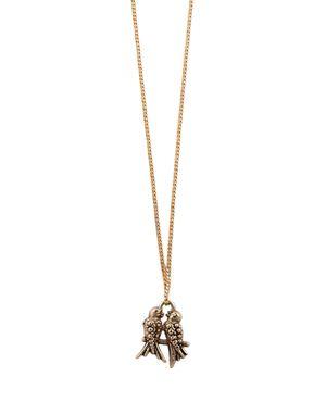 lovebirds necklace