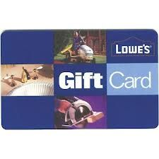 lowes credit card purchase history