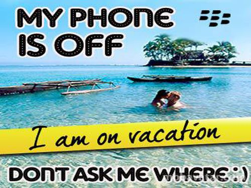 Let Nothing Stop You From Having A Vacation. Not Even Your Conscience! by thot4food | Fawesome.tv