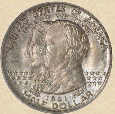 1921 Alabama Commemorative obverse