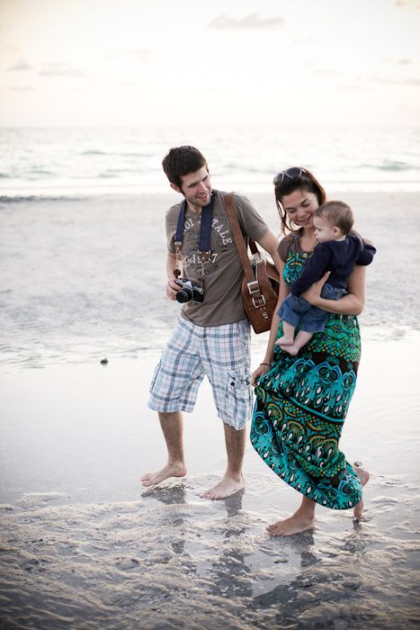 cute family on the beach ;)