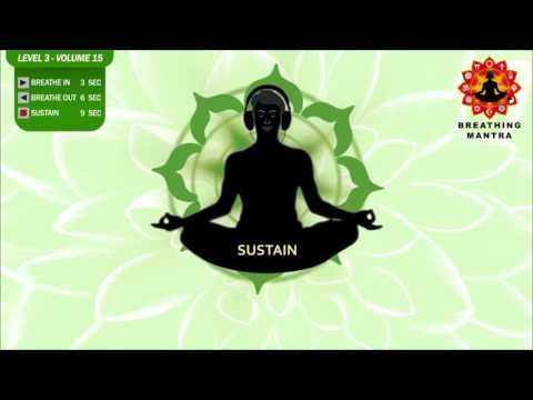 Guided Breathing Mantra 3 6 9 Pranayama Yoga Breathing Exercise Level 3 Vol 15 Youtube Pranayama Yoga Yoga Breathing Yoga Breathing Exercises