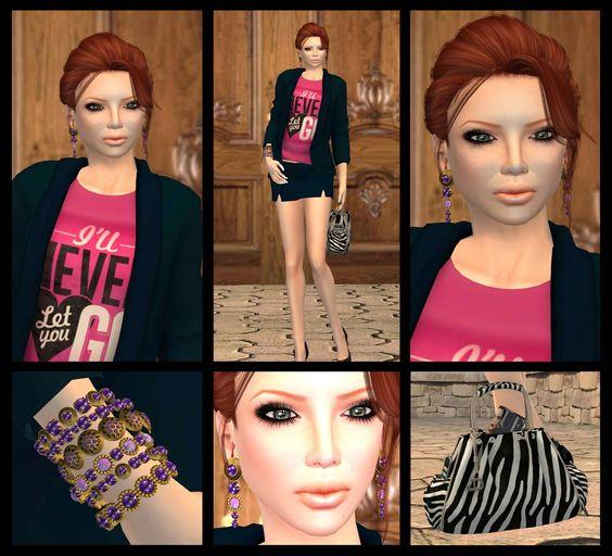 Mode à tout prix #160 Caroline B by LIV-Glam