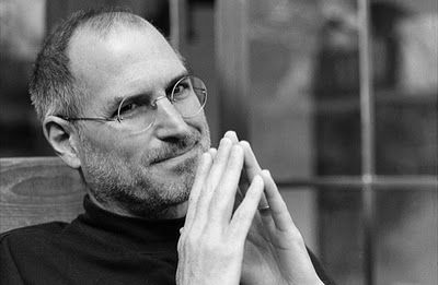 I think I Meguraseyo the various faces of Steve Jobs. It Do you think there is any effect on your mind?