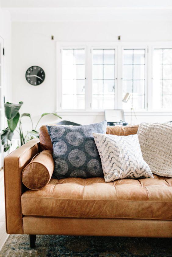 Mua sofa da tphcm để mùa đông thêm phần ấm áp