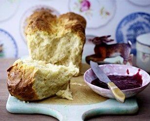 Das Rezept für Buttriges Frühstücks-Brioche und weitere kostenlose Rezepte auf LECKER.de