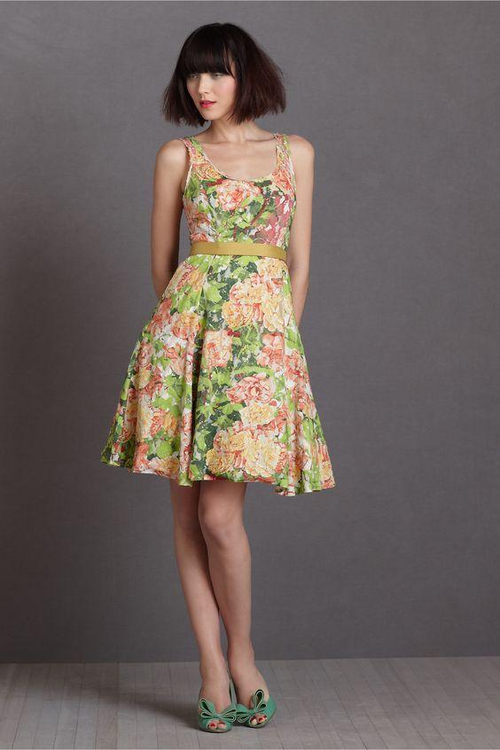 For my bestie.     Parc de Bagatelle Dress in SHOP Bridesmaids & Partygoers Bridesmaid & Party Dresses at BHLDN
