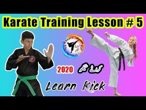 Karate Crescent Kick Karate Class 5 Karate Training For Beginners How To Learn Martial Arts 2020 Youtube Karate Training Karate Classes Karate