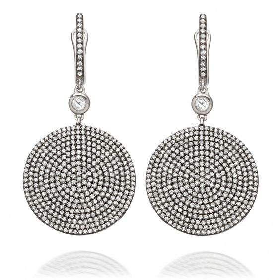 Large Icon Earrings by The Cosmos | AstleyClarke.com