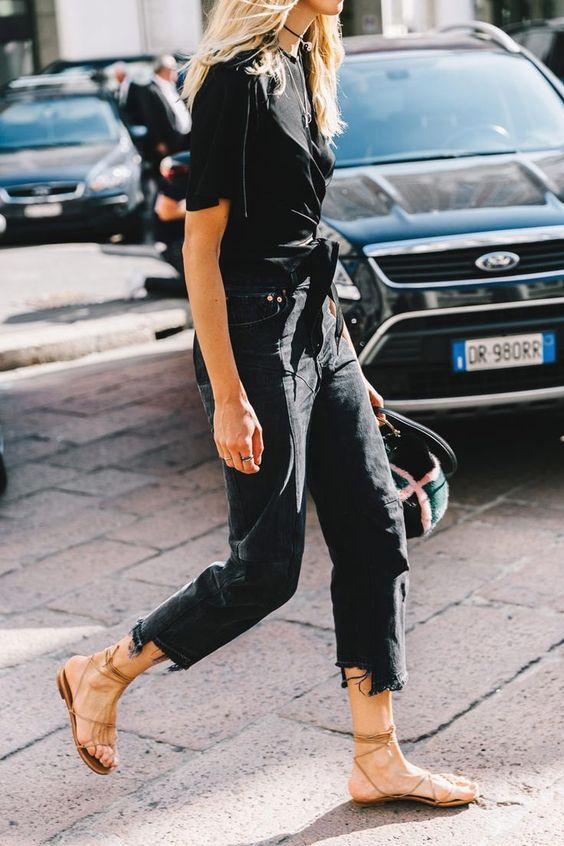 Lace-Up Sandals for Every Budget
