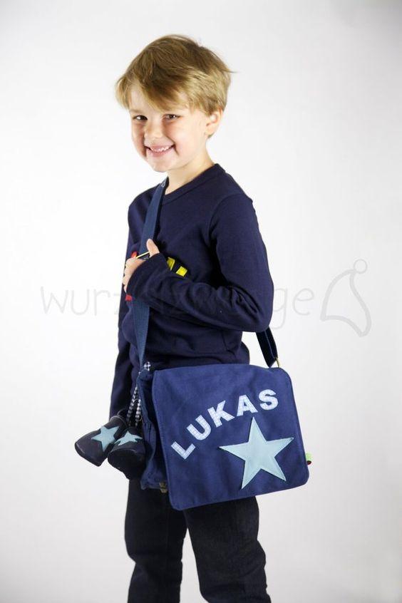 Kindergartentasche von wurzel-zwerge