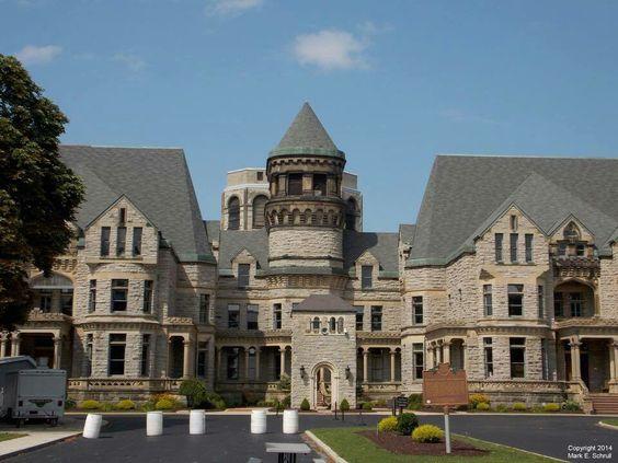 Haunted reformatory, Mansfield Ohio
