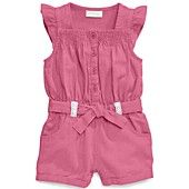 First Impressions Baby Girls' Romper