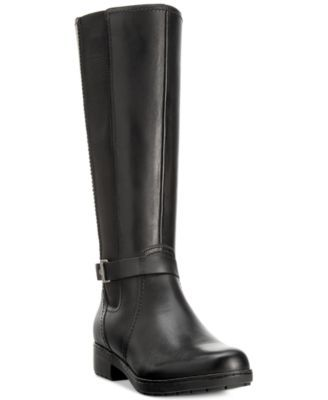 Clarks Collection Women's Merrian Rayna Tall Boots