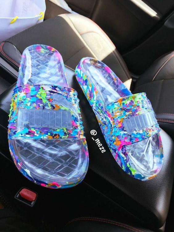 Stylish Slides Shoes