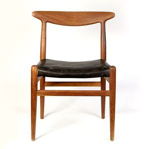 Mid-Century Danish Side Chair, $365, now featured on Fab.