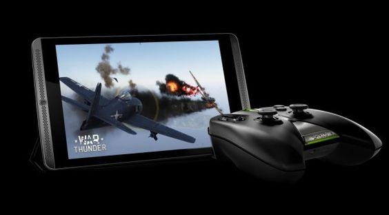 NVIDIA Shield Tablet ab 30. September erhältlich  #nvidia #nvidiashieldtanlet #lte