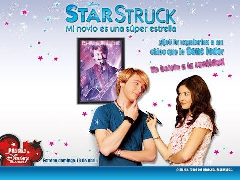 Startruck Mi Novio Es Una Super Estrella Pelicula Completa Espanol Latino Youtube Disney Channel Peliculas Completas Peliculas