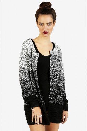 Rambler Ombre Knit Cardigan
