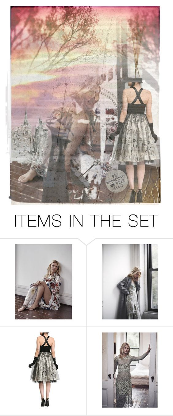 """""""moods"""" by leotajane ❤ liked on Polyvore featuring art"""