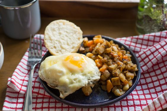 Bacon, Egg, & Cheese   Garlic, My Soul