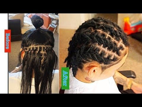 23+ How to make dreadlocks with straight hair trends