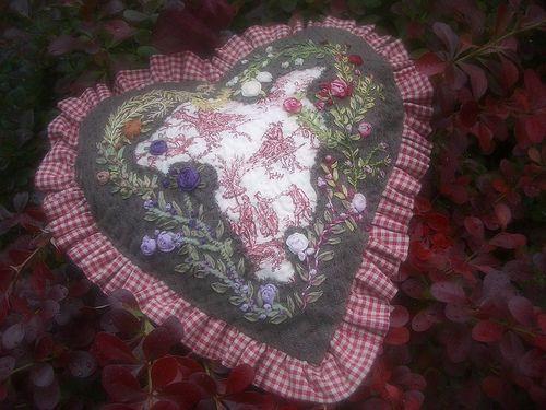 Coeur bodé