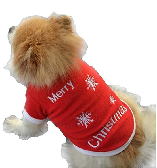 Dog Christmas Sweaters Pets At Home Christmas Dog Sweater Winter Puppy Sleeping Dogs