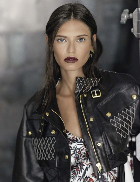 Bianca Balti in Glamour Italia September 2016 by Giovanni Gastel