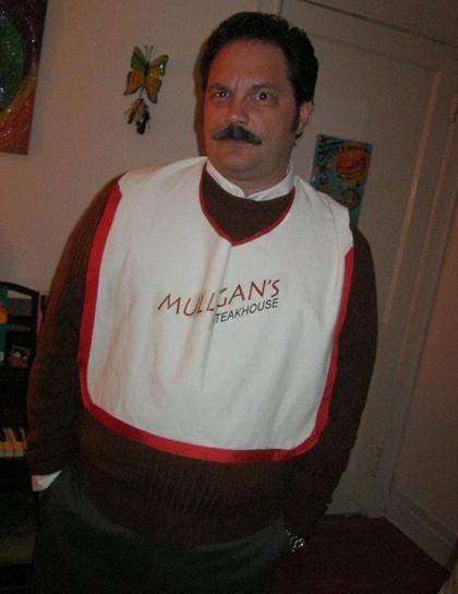 Ron Swanson Halloween costume