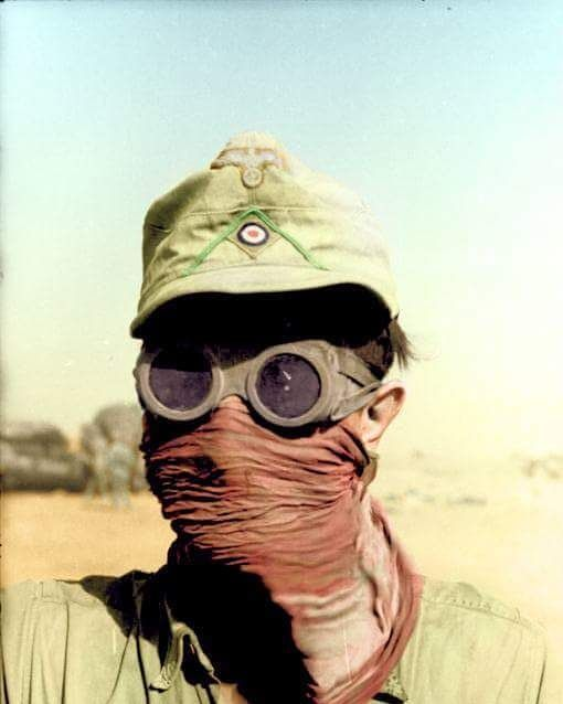 Image result for ww2 GERMAN SOLDIER in sand goggles
