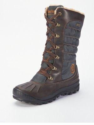 TimberlandMount Holly Hiker Boots - Dark Brown