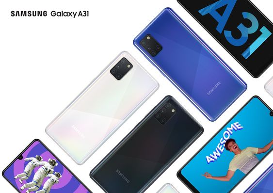 Samsung Galaxy A31 - Specifications, Images and Price