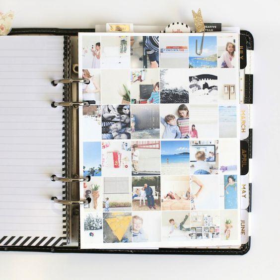 stephanie makes: memory planner
