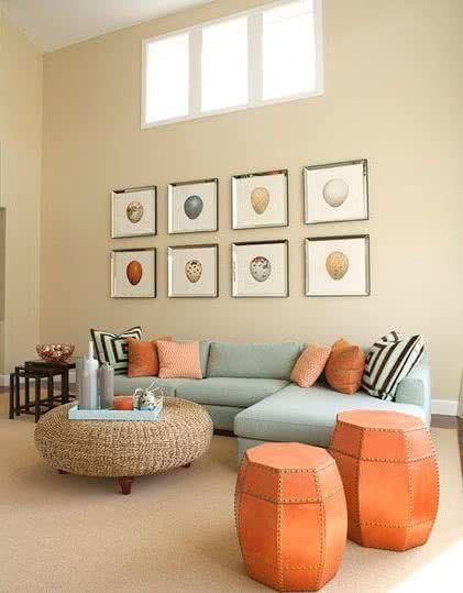 Colores Para Salas 2020 50 Fotos De Combinaciones Colores Para Sala Decoracion De Salas Colores Para El Hogar