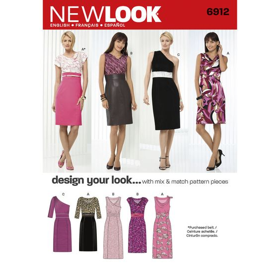 """misses' design your look dress <br/><br/><img   src=""""skins/skin_1/images/icon-printer.gif"""" alt=""""printable pattern"""" /> <a href=""""#""""…"""