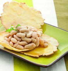 Cialde friabili con fagioli cannellini alla tahina - Tutte le ricette dalla A alla Z - Cucina Naturale - Ricette, Menu, Diete