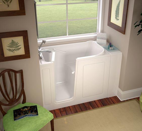 20 Ideen für kleines Bad Design - Platzsparende Badewanne Wohnen - ideen für kleine badezimmer