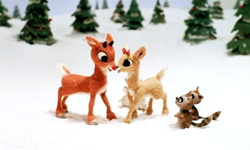 thegrinchh:  santa-kisses:  spreading christmas joy :)   christmas every day