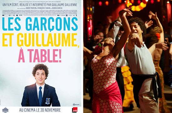 Les gar ons et guillaume table cin ma pinterest - Les garcons guillaume a table streaming ...