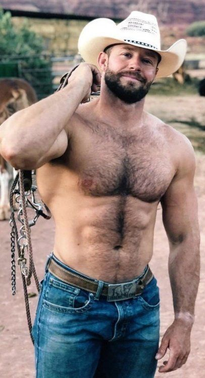 Hairy gay men images