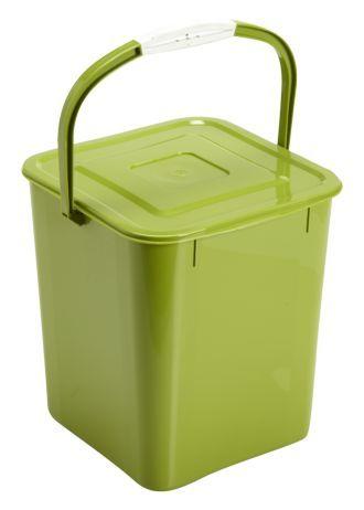 Pinterest the world s catalog of ideas for Green bathroom bin