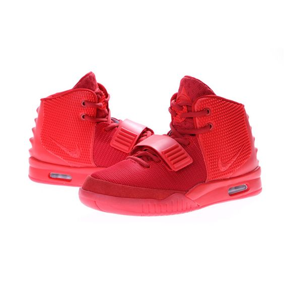 Nike Air Yeezy 2 Sp (Red October) Men Basketball Shoes