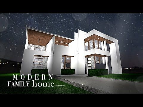 Ethrielle Youtube Two Story House Design Modern House Colors Modern Family House