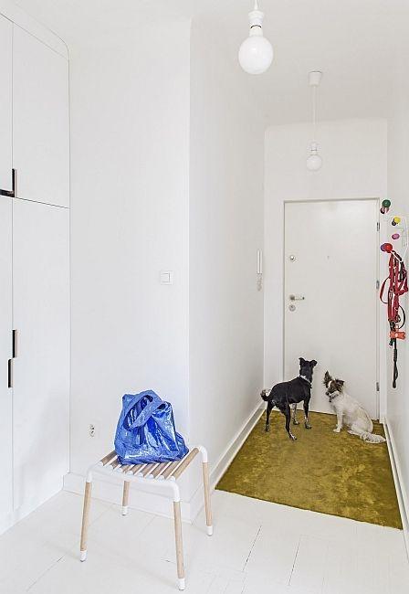 Квартира в варшавском доме 5